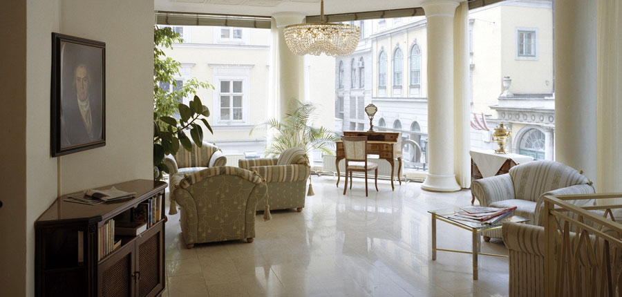 Hotel Beethoven, Vienna, Austria - Lounge interior.jpg